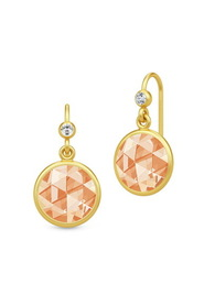 ChampagneCocktail Earrings