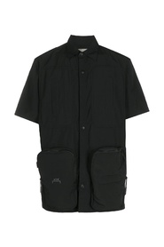 UTILITY POCKET SHIRT SLEEVR SHIRT