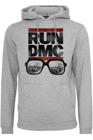 RUN DMC City Glasses Hoodie