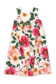 Power Pastel interlock klänning