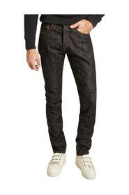 16 oz high tapered jean