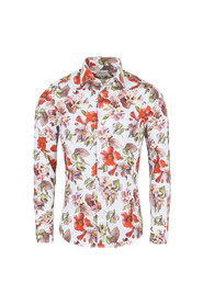 SLIMLINE FLOWERPRINTED COTTON