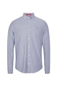 slim stretch oxford shirt