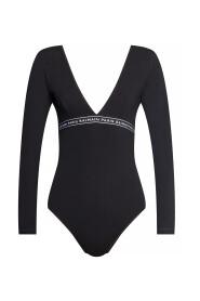 Bodysuit with logo