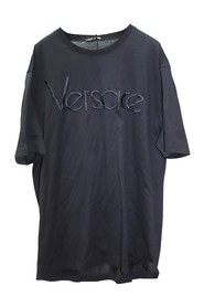 Logo Embroidered T Shirt