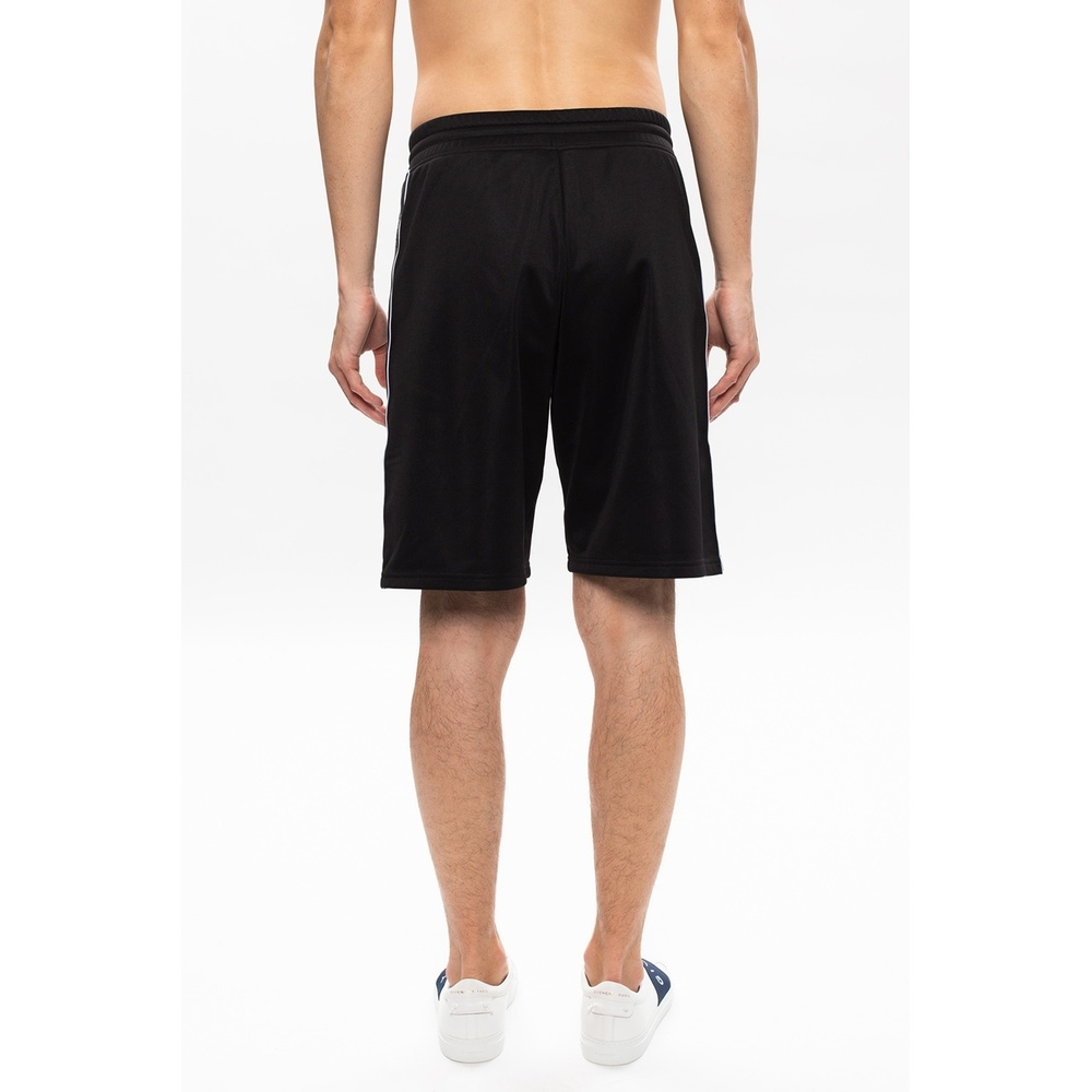 Givenchy BLACK Side-stripe shorts Givenchy