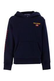 Hooded sweater sport
