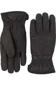 varma och rejäl handske i getmocka