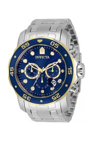 Pro Diver 33996 Men's Quartz Watch - 48mm