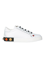 girls shoes child leather sneakers