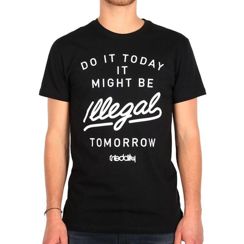 Might Illegal T-Shirt