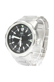 Timer Stainless Steel Automatic Mens Watch IW329002