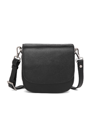 Siri Black Cormorano Shoulder Bag
