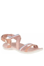 Merrell Women Sandal District Mendi Backstr. Tuscany Rose