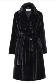 Stand Faustine Coat Black