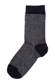 women's socks pied de poule