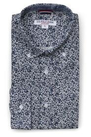 Artemis Flower Print Shirt