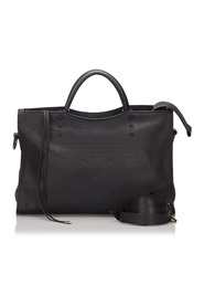 Blackout City Satchel