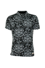Zwart Pearly King Falter Polo
