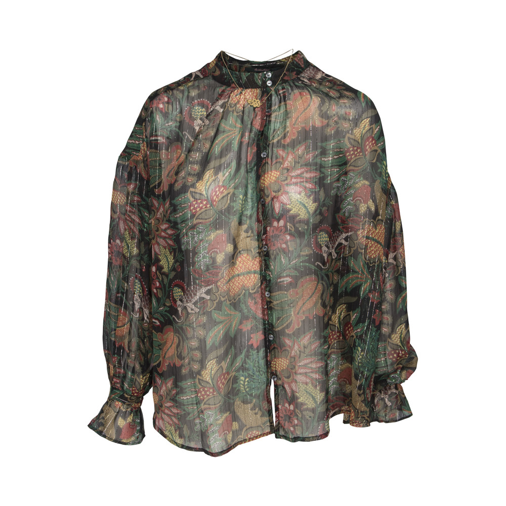 Scotch & Soda Blus printed multicolor