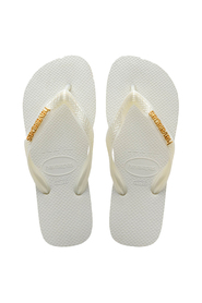 FLIP FLOPS WITH METALLIC LOGO 4127244 0001