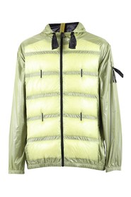 hiles padded jacket