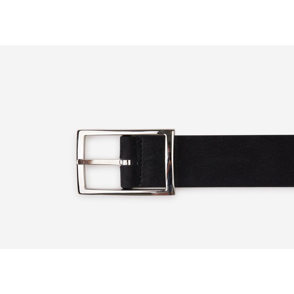 BLACK Reversible suede belt | Santa Eulalia | Riemen | Heren accessoires