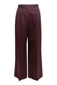 Pre-owned 2002 Pleated Trousers