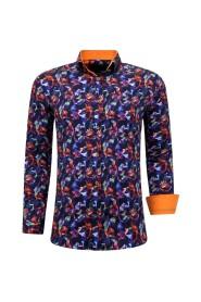 Luxe Slim Fit Overhemden - 3071