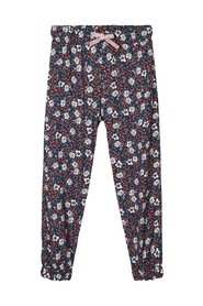 Trousers floral print