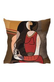 Femme Assise - Picasso - Pude