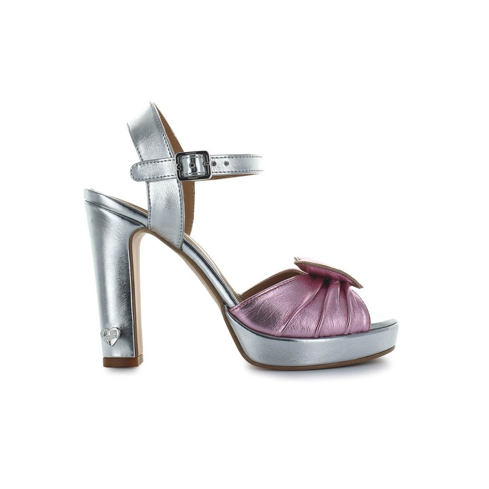 Laminerade Heeled Sandal