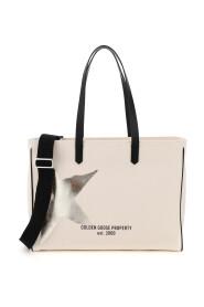 Golden Star shopper bag