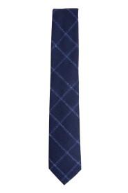 Cravatta fantasia check