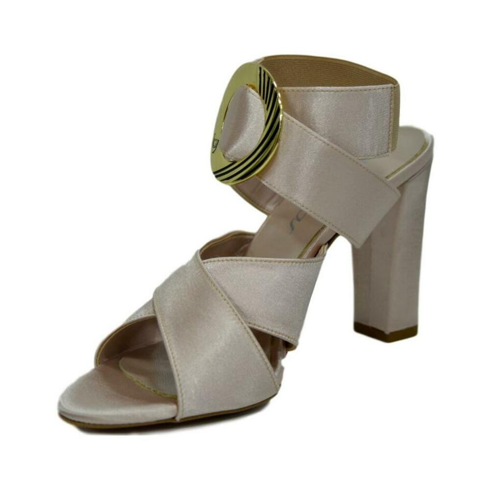 Beige ELEGANT WOMAN SANDAL | Byblos | High Heel Sandals | Women's shoes