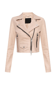 Elora leather jacket