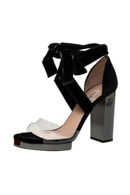 Pre-owned Ankle Wrap Sandals
