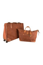 Travel Set Suitcase and Holdall Bag