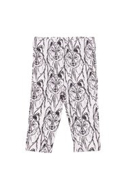 KNAST by KRUTTER - Wolf Baby Leggings - Off White