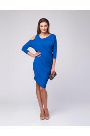Sukienka asymetryczna YasminLook