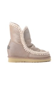 Eskimo Booties Inner Wedge Sheepskin Short