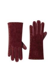 Leren handschoenen