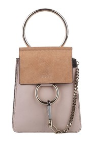 Faye Bracelet Leather Crossbody Bag