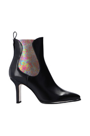 Allegra heeled ankle boots