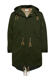 William Parka Coat
