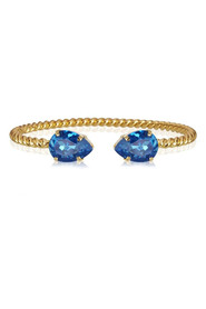 Mini Drop Bracelet Gold