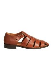 Patras leather sandals