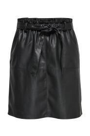 RIGIE HW PU PAPER väska kjol PNT 15162797