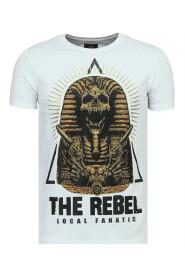 Rebel Pharaoh - Exclusieve T shirt Heren