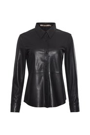 Andie Leather Shirt